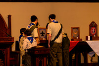 Maynard Eagle Scout Ceremony
